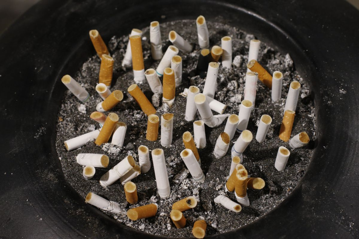 Know what is a drowned cigarette, which can immerse the career