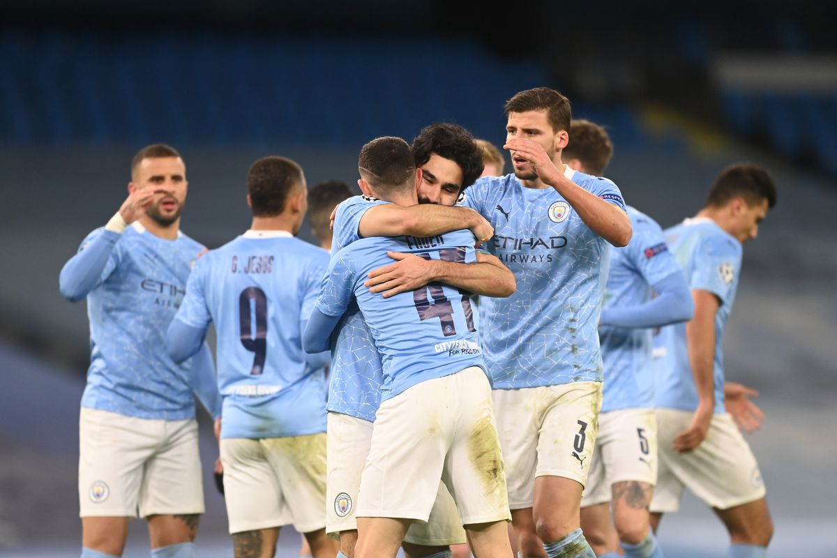 Quick Match Recap: Manchester City 2-1 Borussia Dortmund - Bitter and Blue