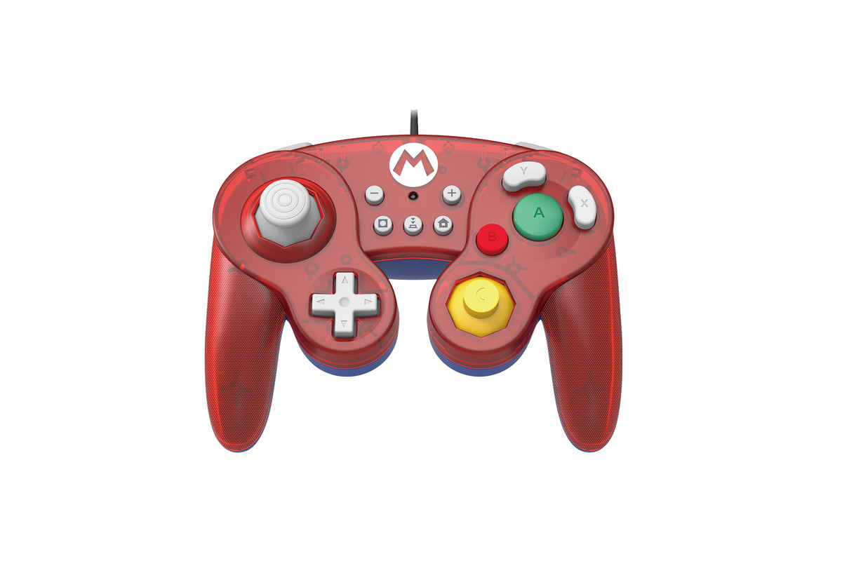 Hori's Switch-enhanced GameCube controllers are coming just in time on