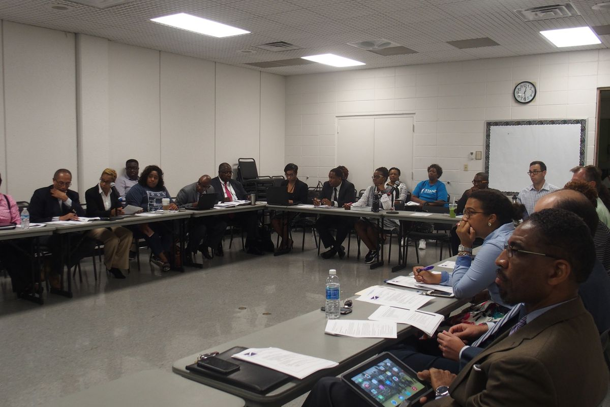 Shelby County Schools charter advisory committee meets Oct. 26.