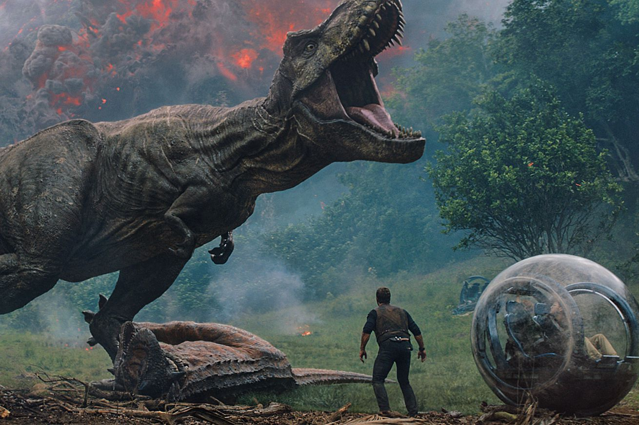 jurassic world fallen kingdom is a stunning disappointment