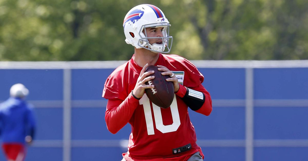 16f1d9aa99f Bills  AJ McCarron eyes a future in another sport once his NFL ...