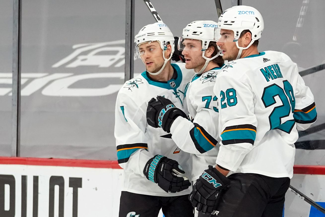 NHL: JAN 24 Sharks at Wild