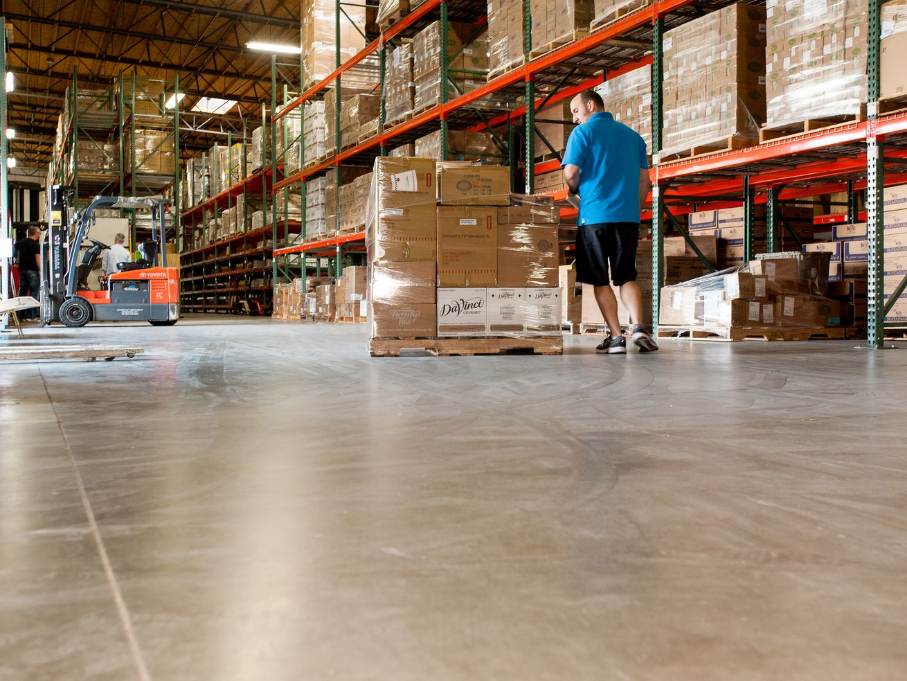 On-demand warehouses power today?s hip consumer brands