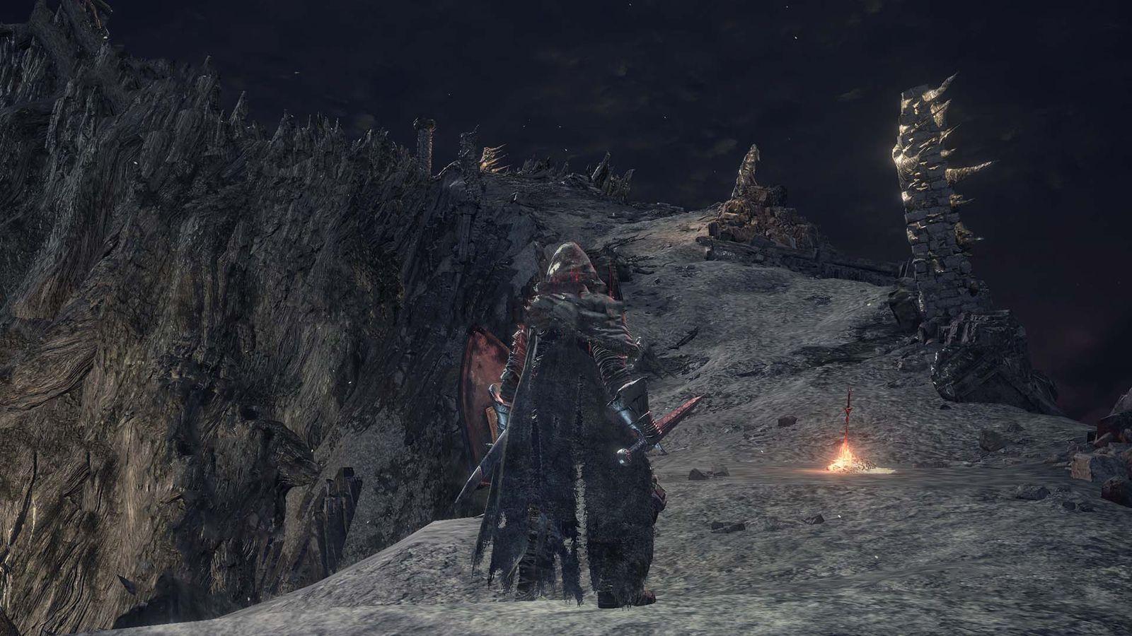 Dark Souls 3 Kiln Of The First Flame Walkthrough Polygon