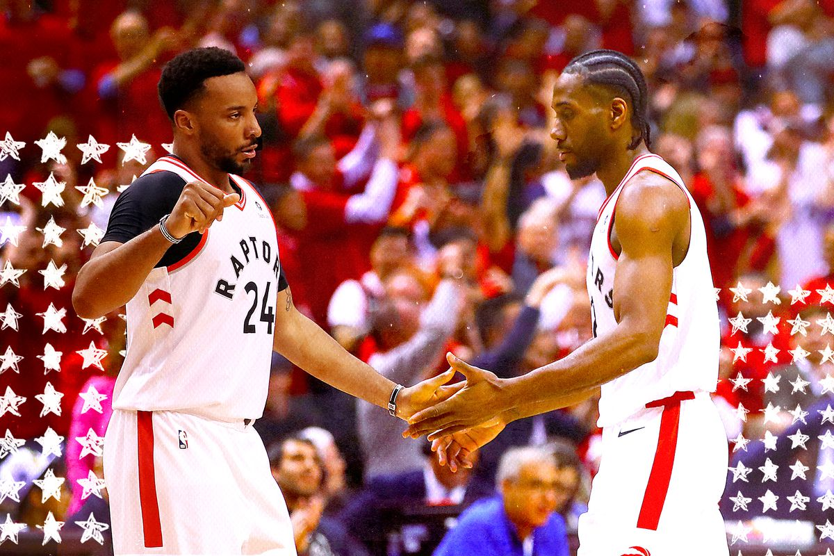 8213d5a0a19 The Toronto Raptors have rallied from an 0-2 series deficit to take a 3-2  lead in their Eastern Conference Finals matchup with the Milwaukee Bucks.