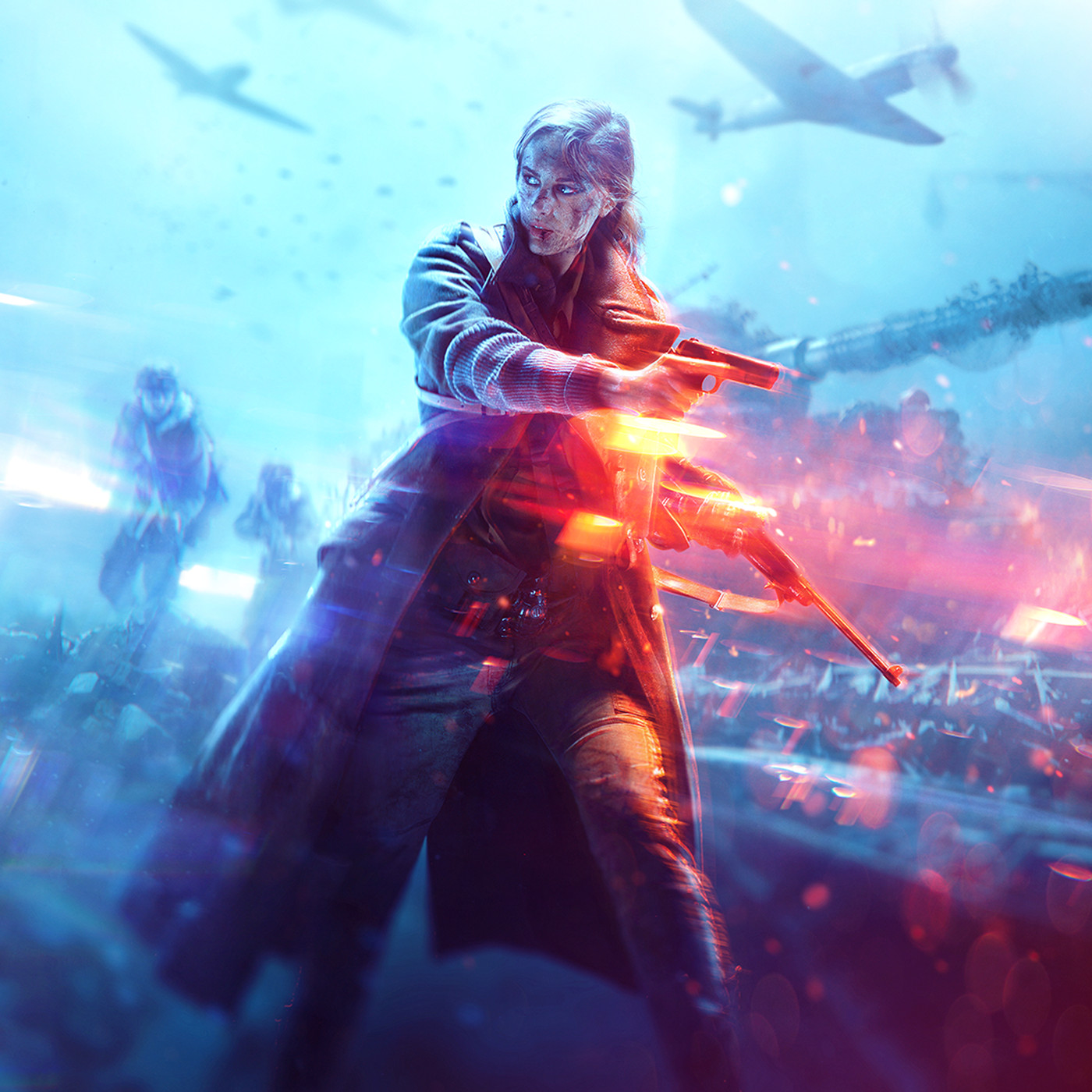 Ea Announces New Battlefield Mobile Game Launching In 2022 The Verge