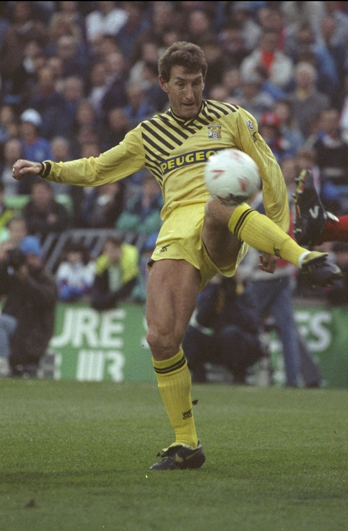 Terry Butcher of Coventry City