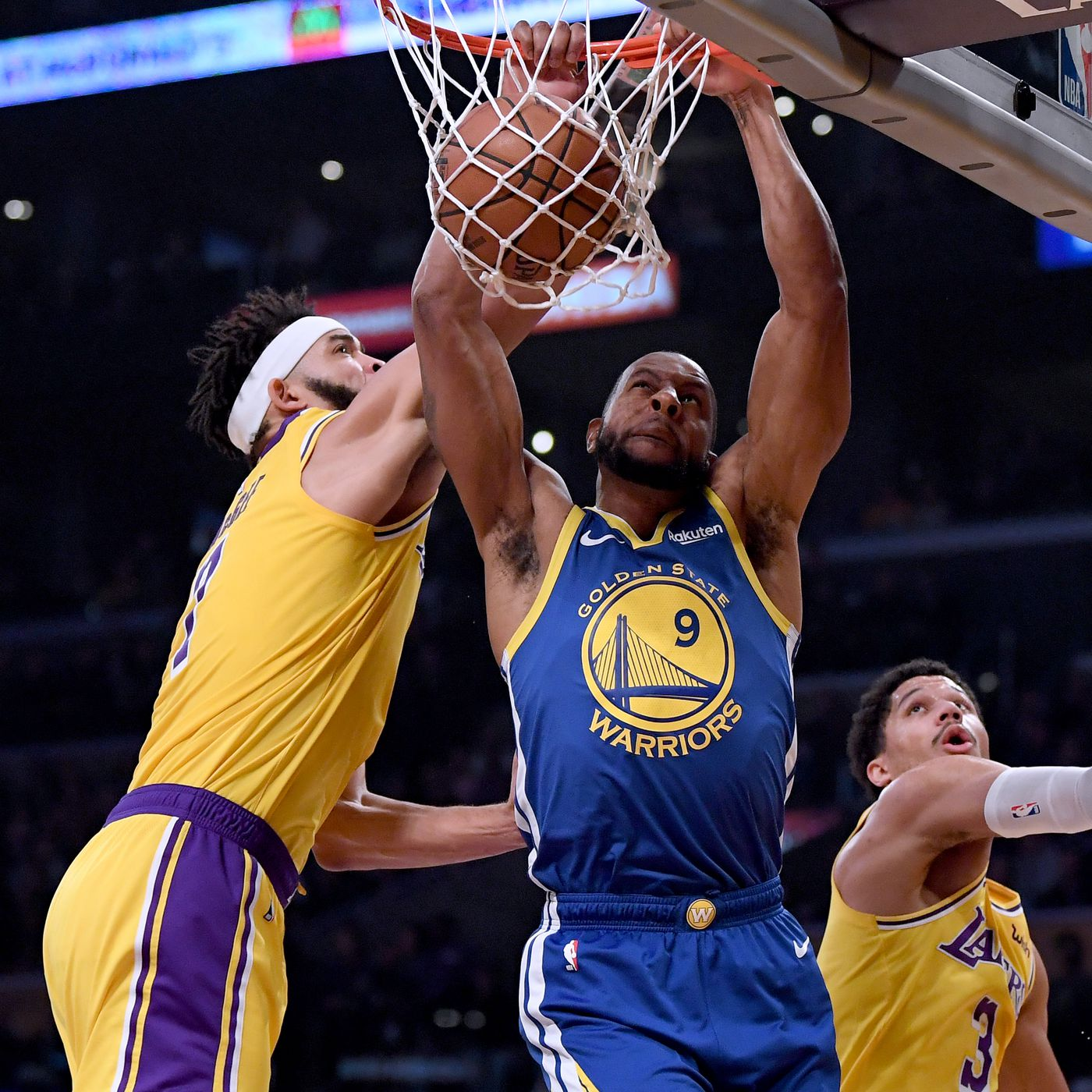 18f32442faa Lakers rumors  LeBron James  coach on hot seat as Warriors keep winning - Golden  State Of Mind