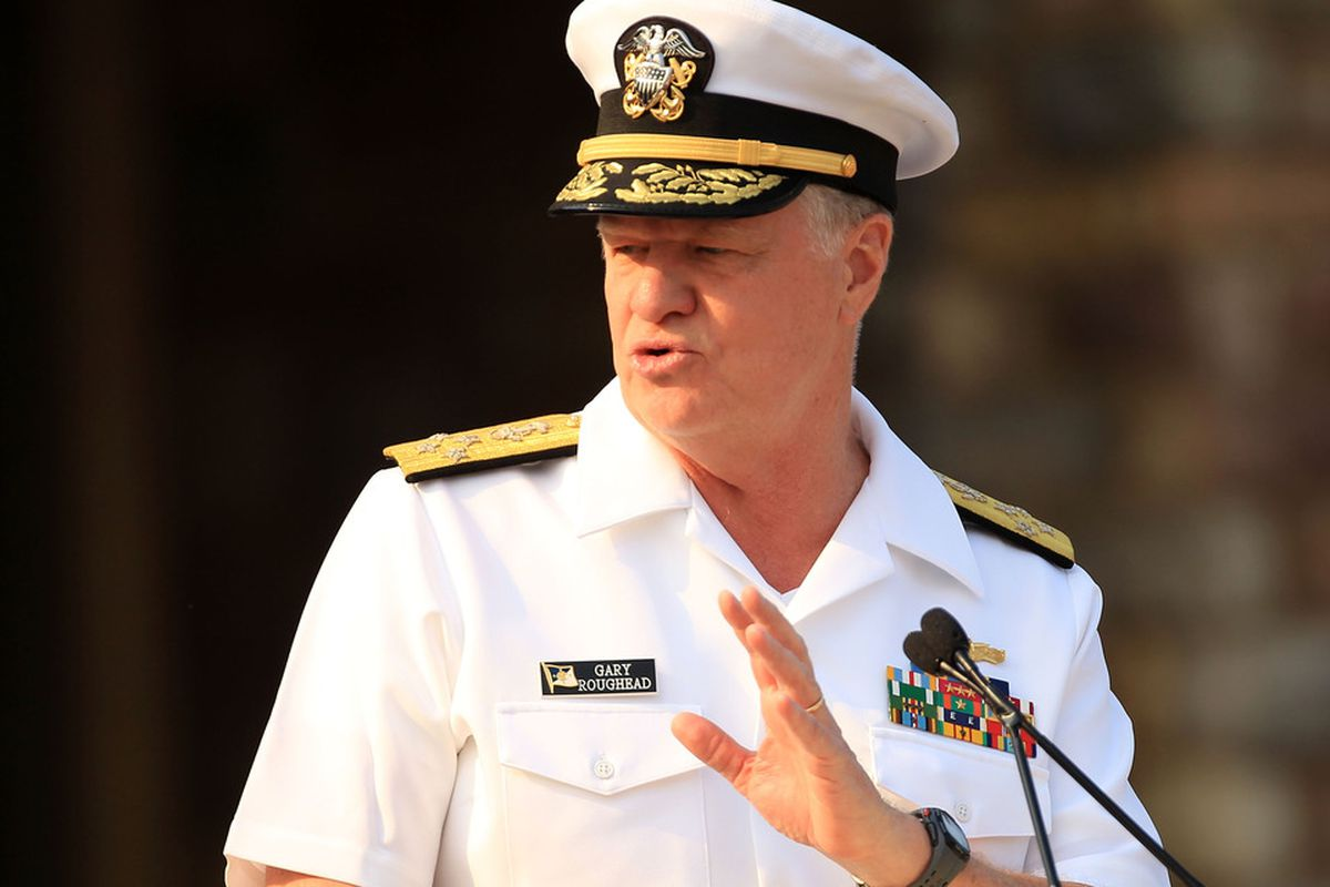 SB Nation doesn't own any rights to Admirals pictures, but some how has this picture of an actual Admiral. I'll take it.