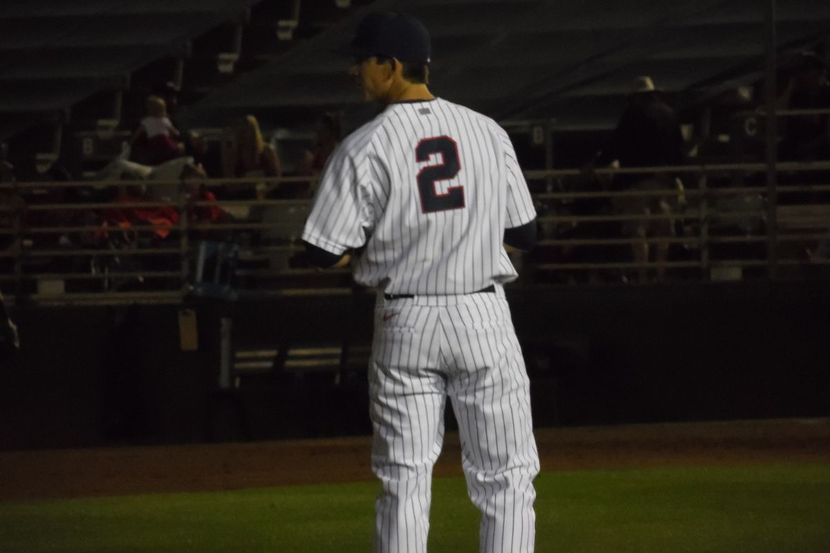 Kevin Newman looks to lead Arizona to a series win over Kent State