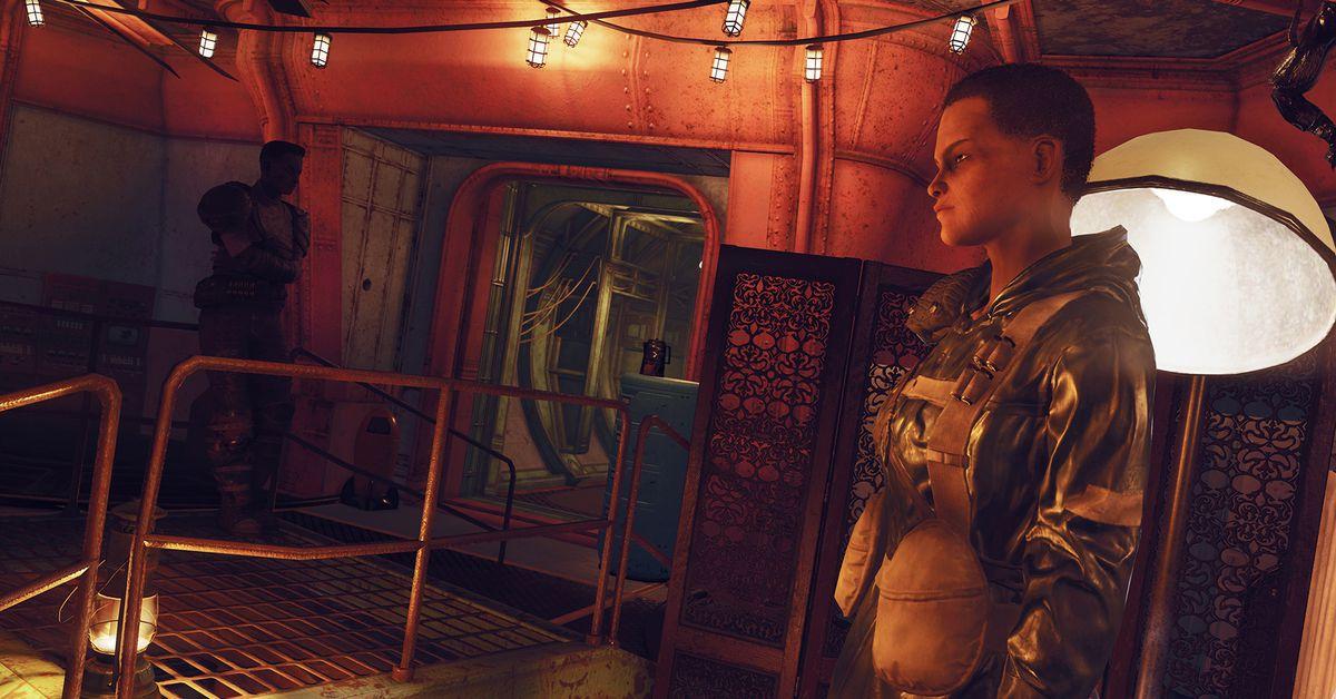 توسع Wastelanders في Fallout 76 يضيف شخصيات NPC ، وينقذ اللعبة 1