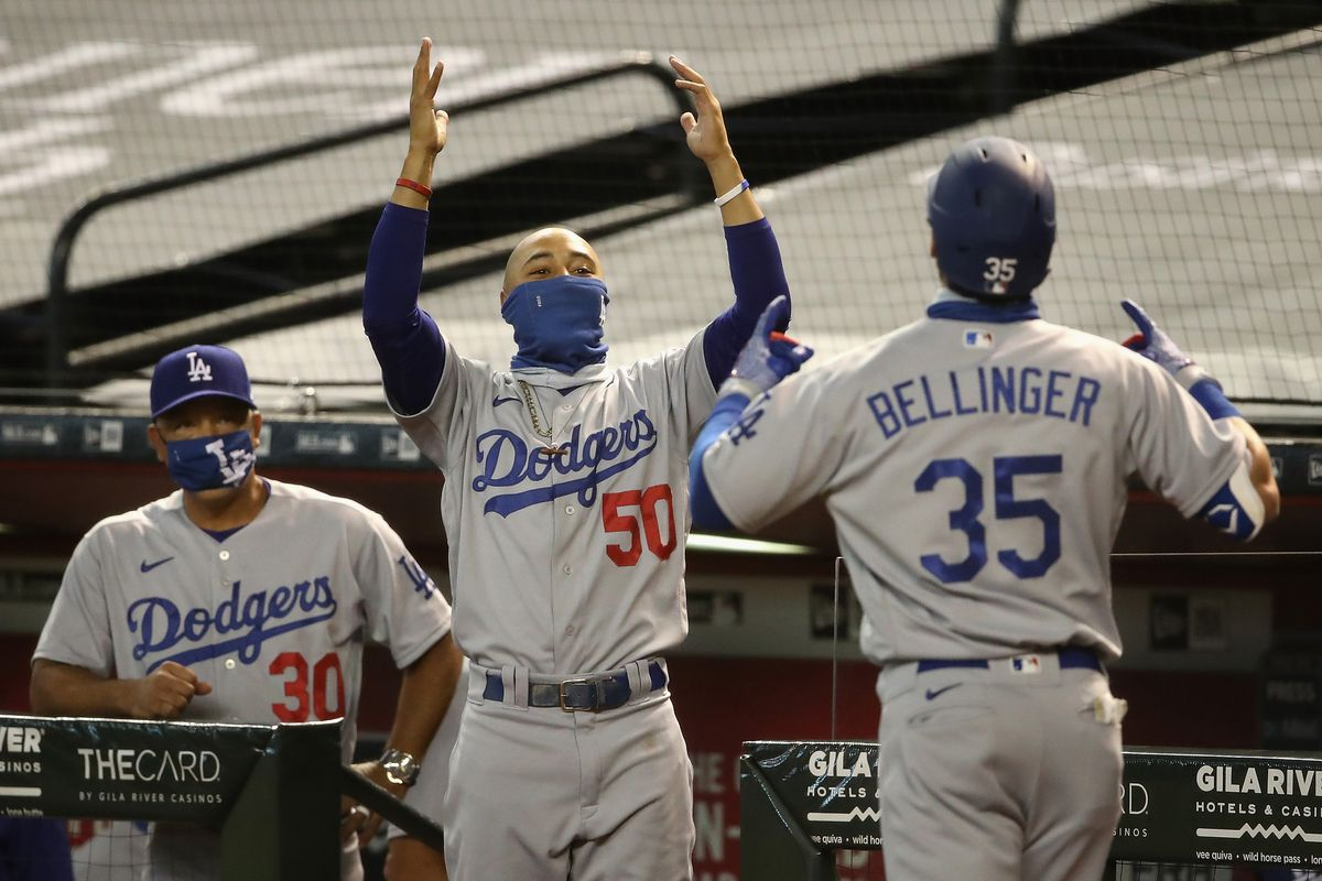 Dodgers Week 2: Almost perfect, 5 out of 6 against Astros, D-backs ...