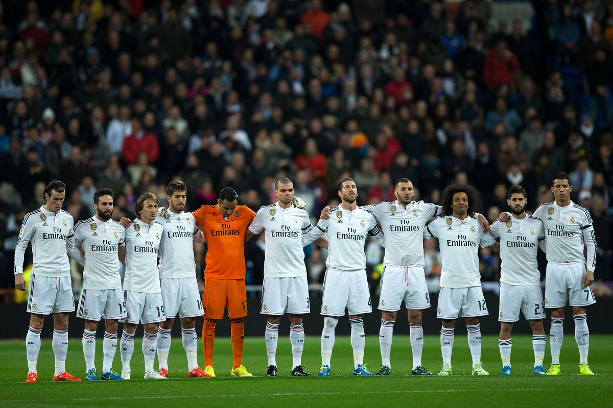 A team united.