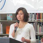 ASCENT student Laura Serrano