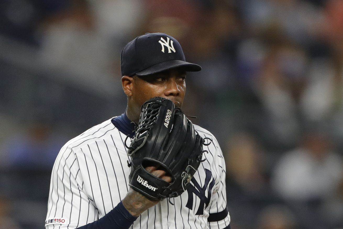 NYY News: Should Chapman stay or should Chapman go?