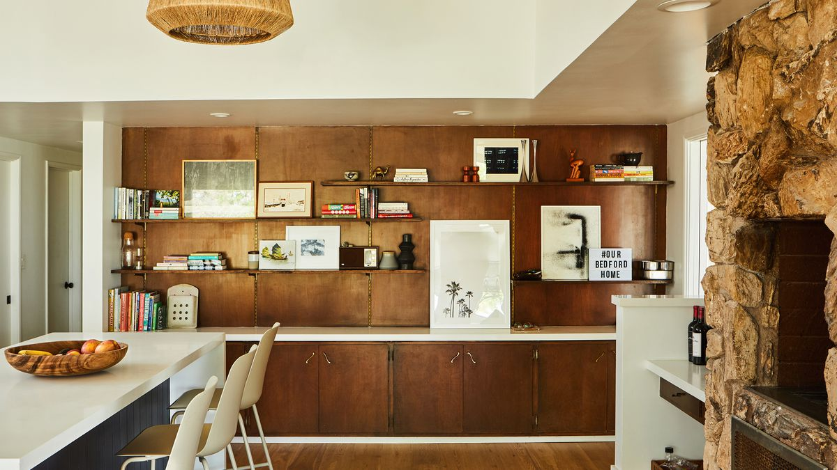 Image of: A Ladera Heights Designer Finds And Remakes Her Midcentury Dream Home Curbed La
