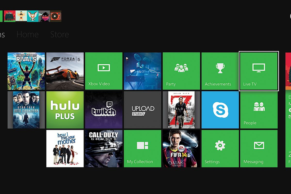 Xbox One's next major update will focus on social features