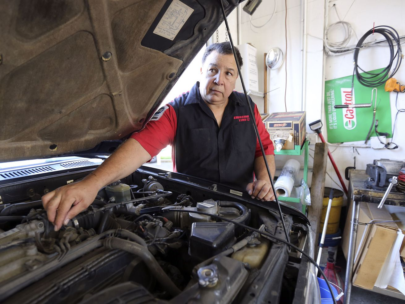 What ending vehicle safety inspections has meant for Utah roads