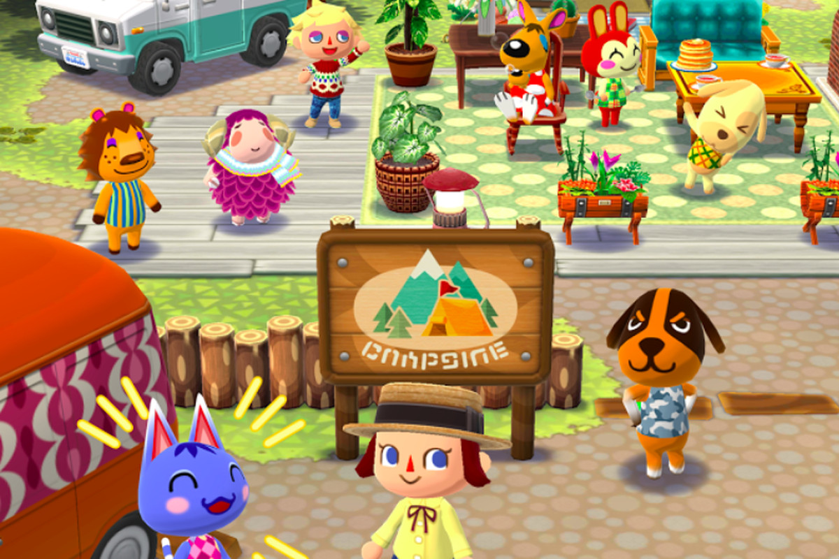 Nintendo offers free Leaf Tickets in response to Pocket Camp server issues