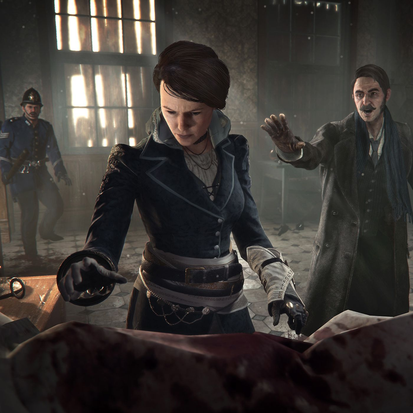 Assassin S Creed Syndicate S Jack The Ripper Dlc Arrives Next Week