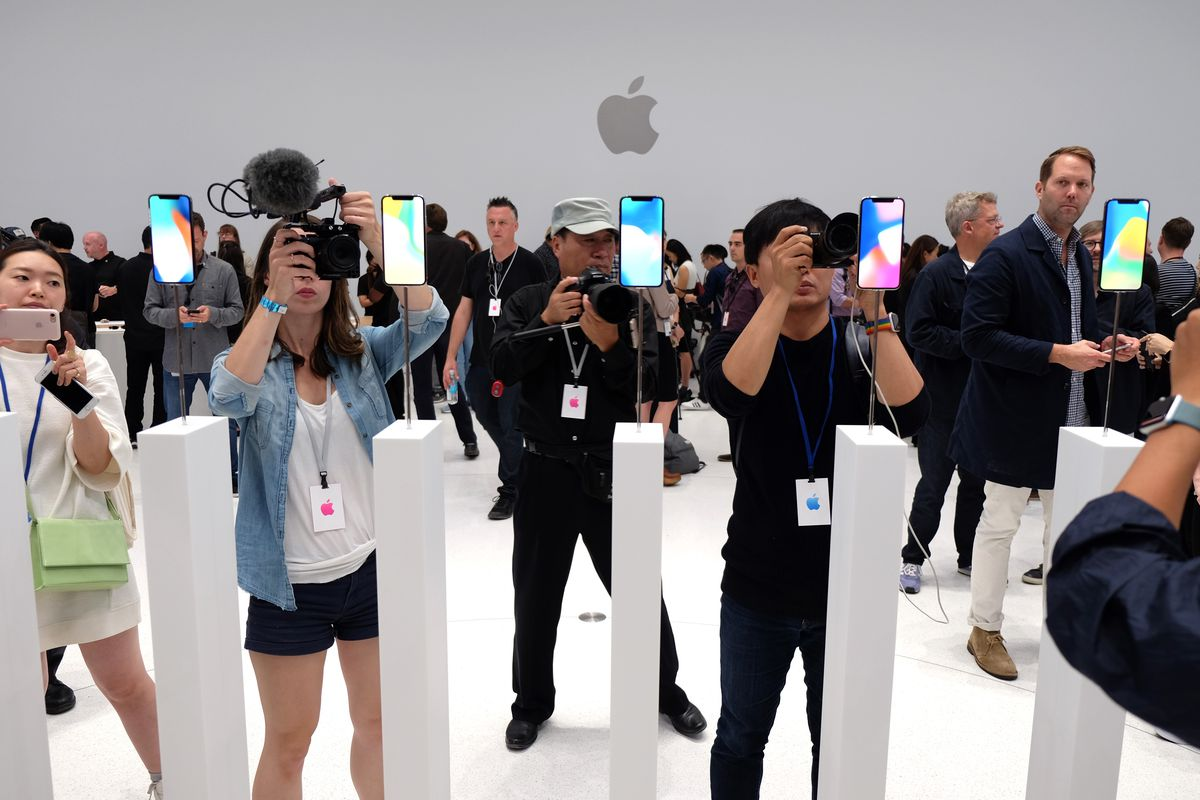 Apple fires engineer after daughter posts viral iPhone X vlog