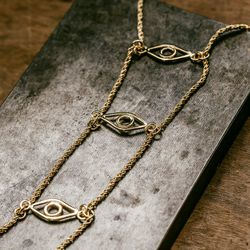 """Visions Necklace, <a href=""""http://www.psyche-jewelry.com/product/visions-necklace"""">$185</a>"""