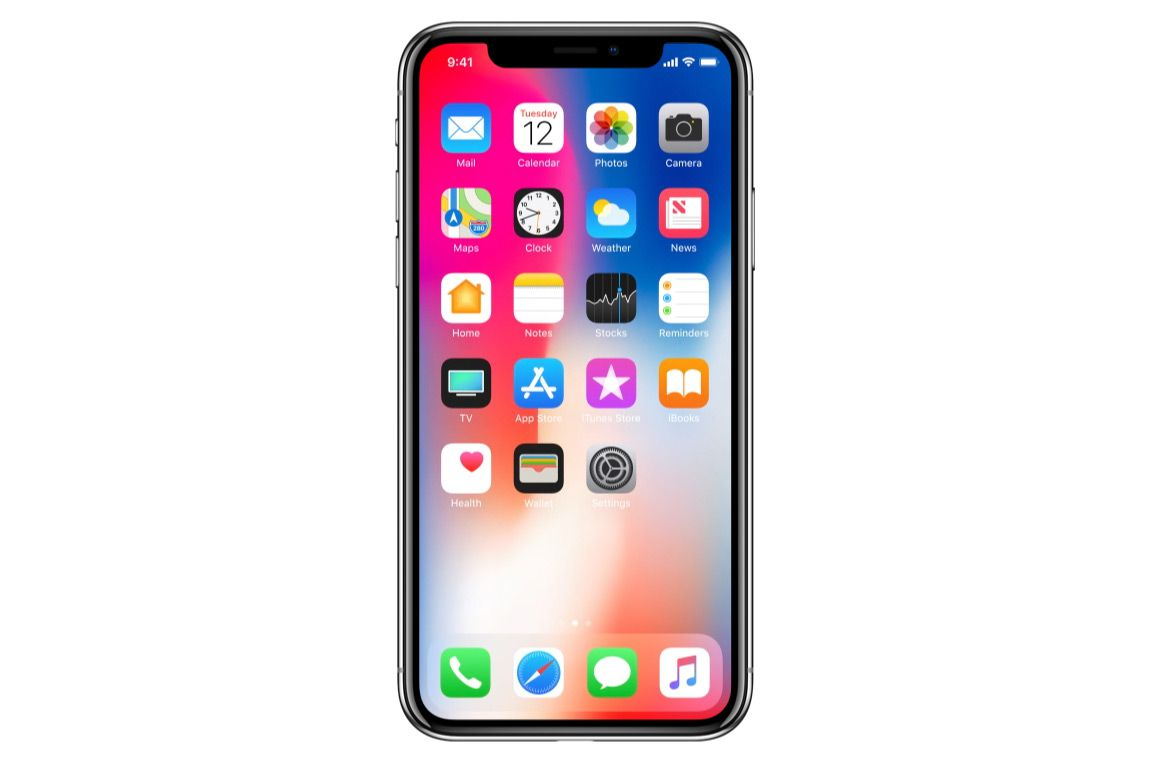 take screenshot iphone apple is turning a design quirk into the iphone x s 1154