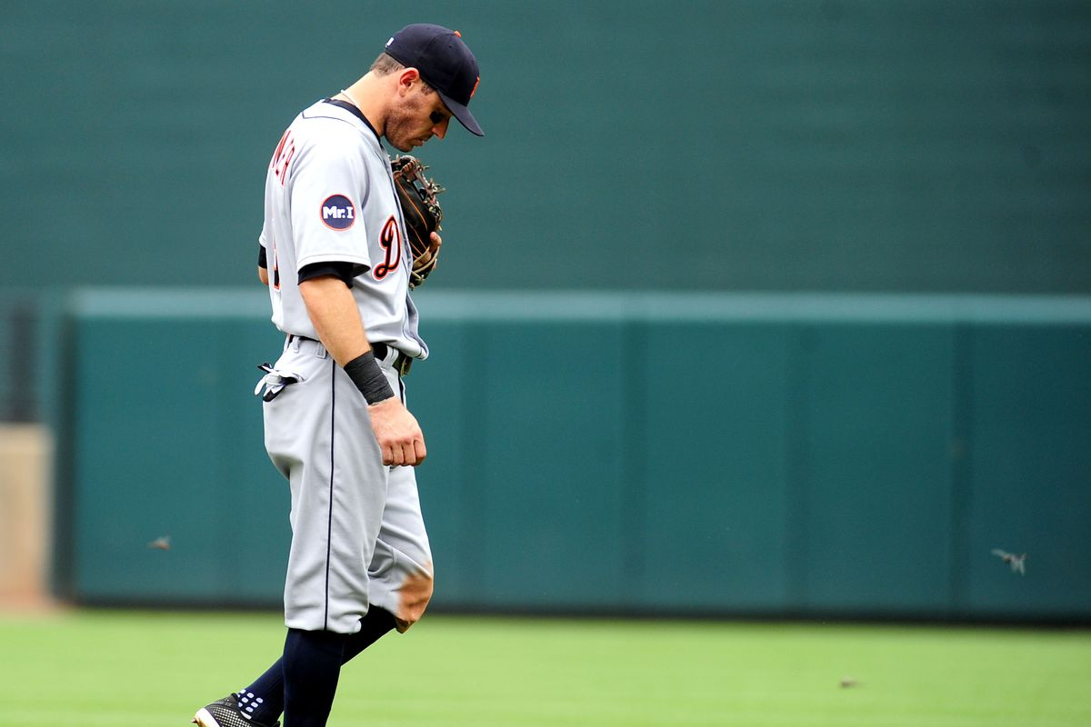 Ian Kinsler Has Declined As Has Detroits Chance Of Moving Him