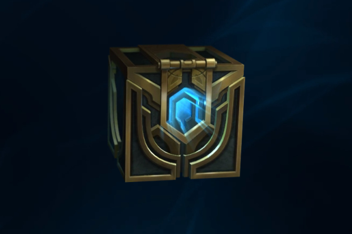 Hextech Crafting Loot Boxes