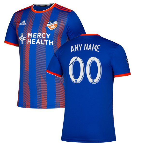 f757b21c79d FC Cincinnati adidas 2019 Primary Replica Custom Jersey for $114.99 Fanatics