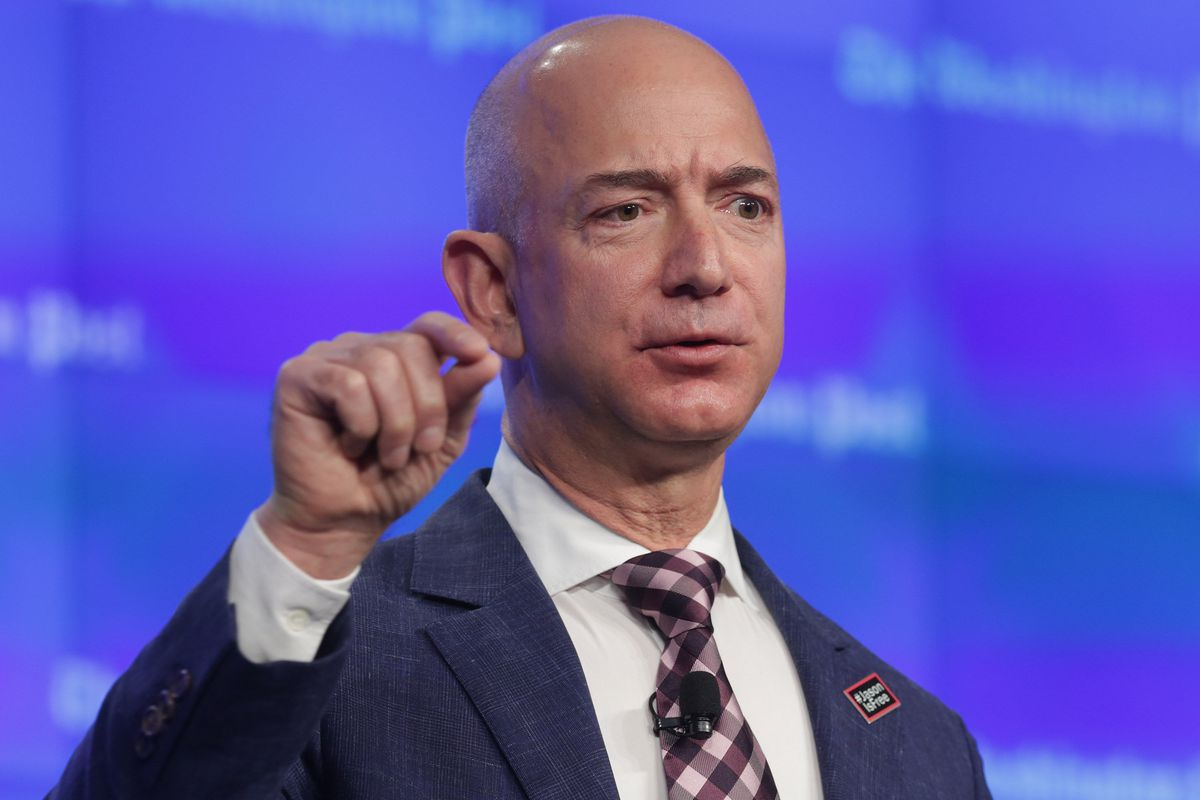 Amazon S Hq2 Was A Con Not A Contest Recode