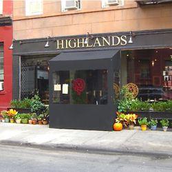 Highlands in the West Village