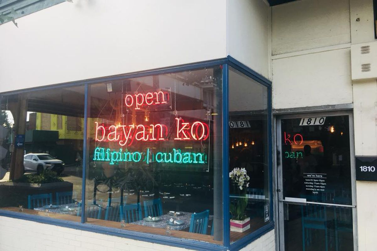 Bayan Ko Brings Filipino And Cuban Food Together In Ravenswood