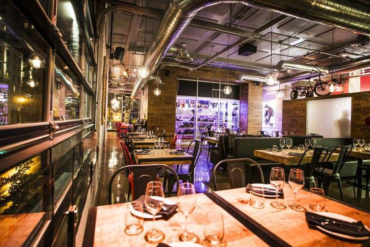 Industria s Las Vegas Look Entices Thierry Daraize More Than the Food 2a20c70dc82