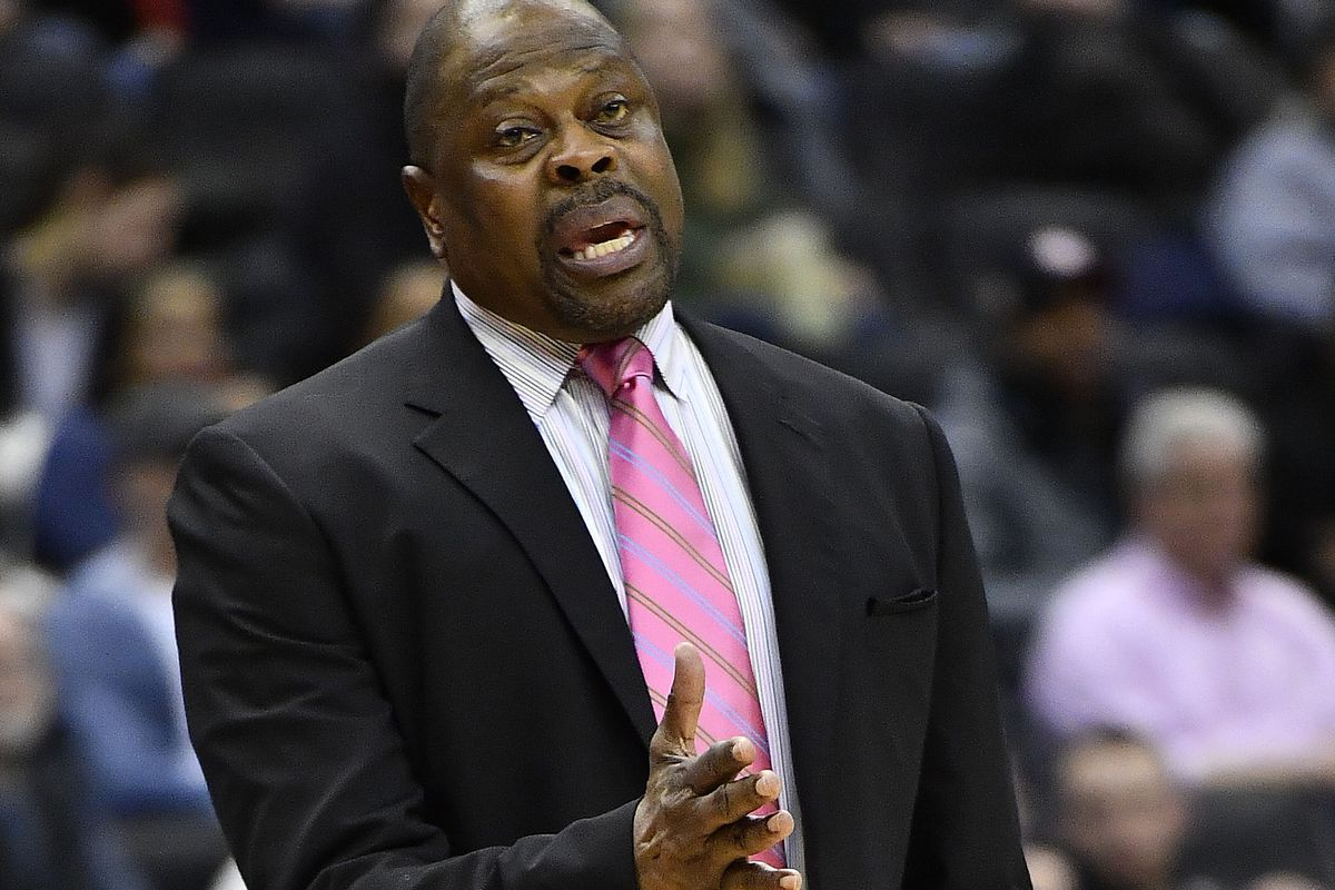Patrick Ewing To Host Exclusive National Show On SiriusXM