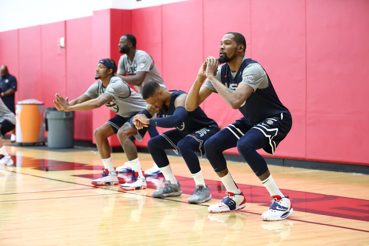 2021 USAB Mens Practice
