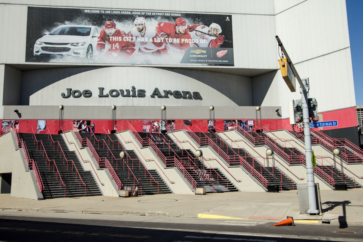 Joe Louis Arena to be demolished starting this spring - Curbed Detroit