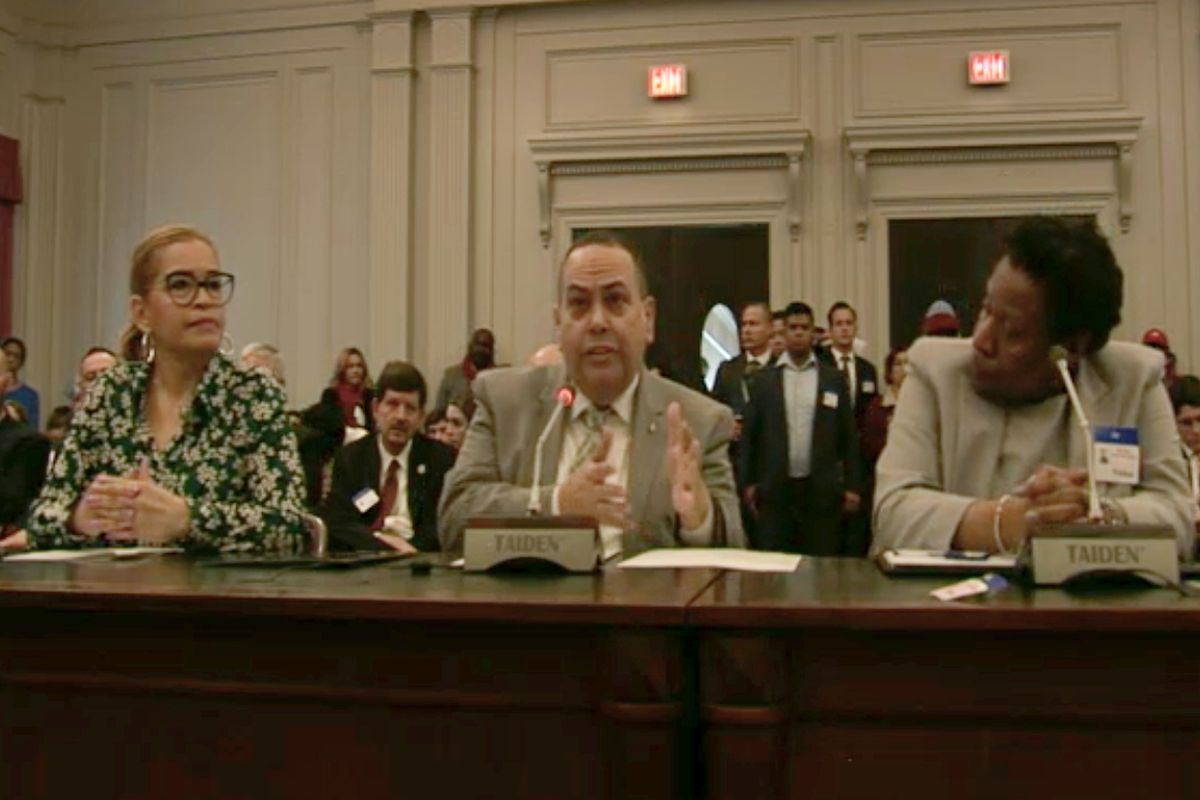 Newark Superintendent Roger León asked state lawmakers for more funding earlier this year. Now he's requesting emergency aid.