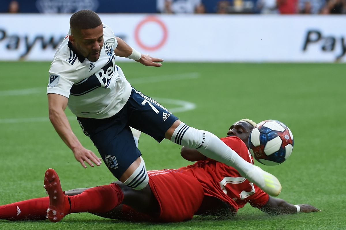 Recap: Late equalizer bags draw for Toronto FC - Waking The Red