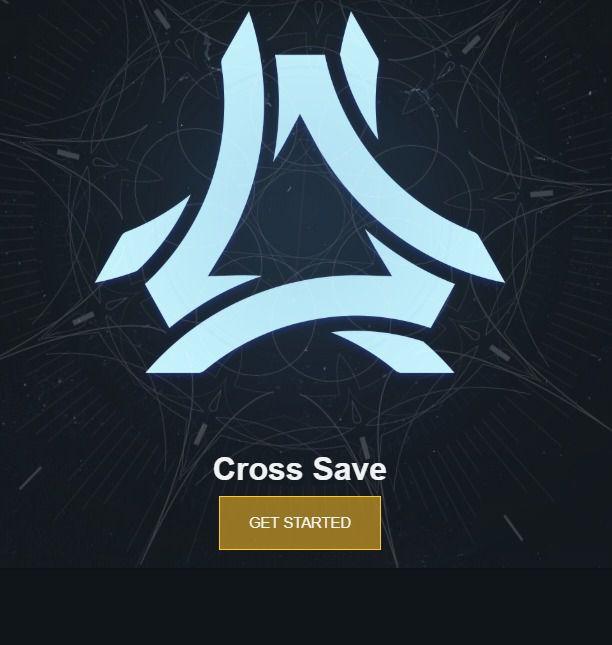 Destiny 2 cross-save setup, getting started