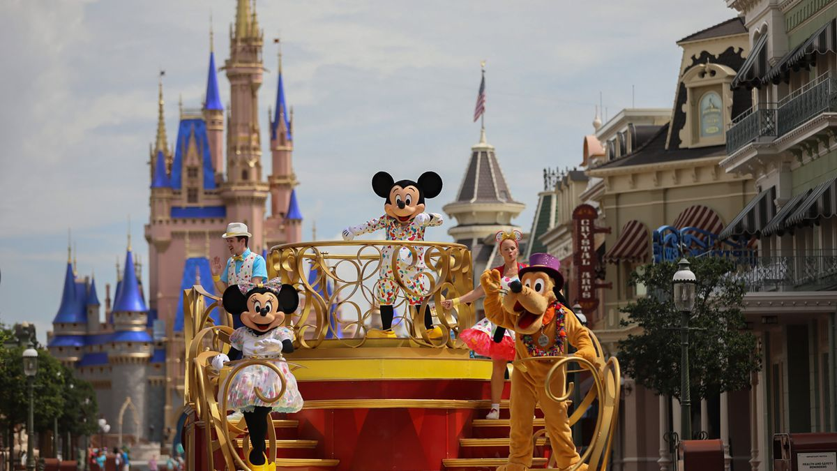 What are Disney's Parks doing to keep visiting families safe during Covid-19?