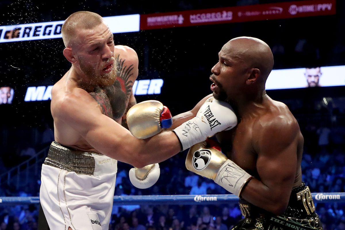 Mc Gregor Vs Mayweather