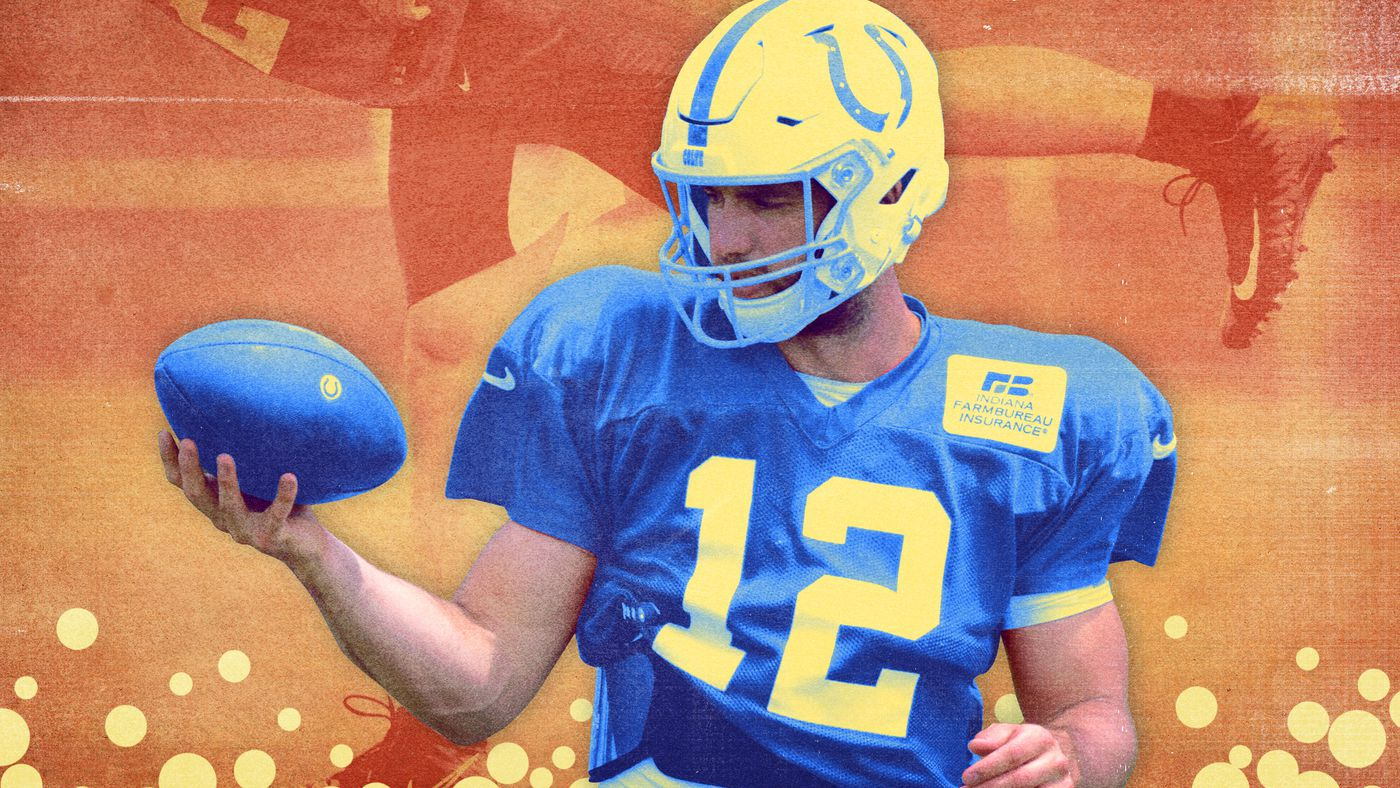 Here We Go Again With Andrew Luck