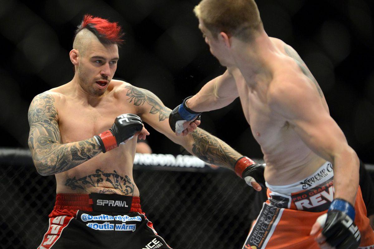UFC Quick Quote: Dan H...