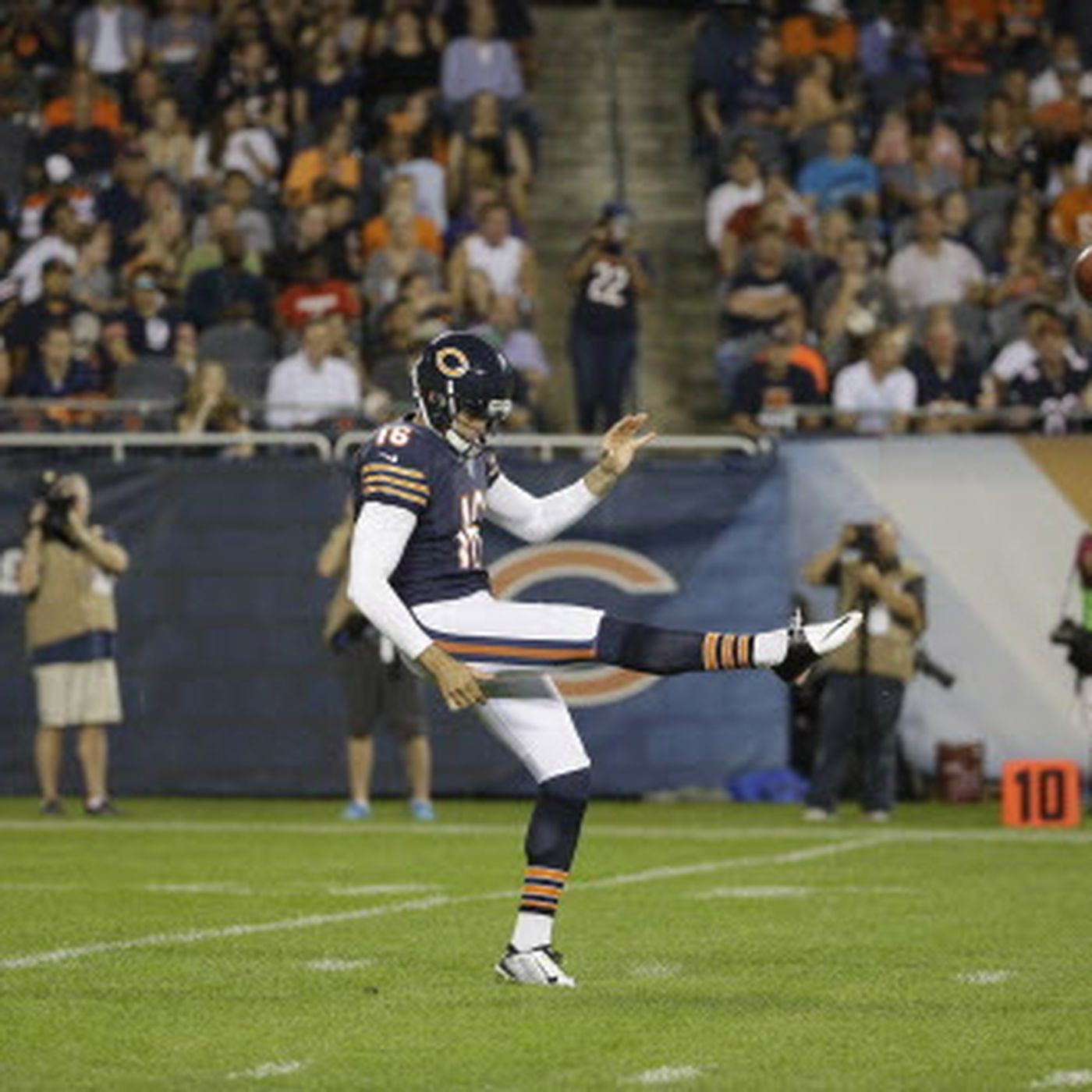 Bears Free Agency Punter Pat O Donnell Returns On 1 Year Deal