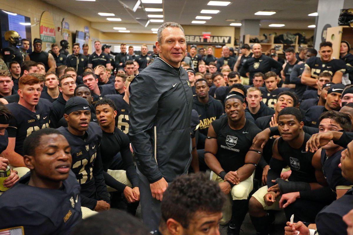 NCAA Football: Colgate at Army