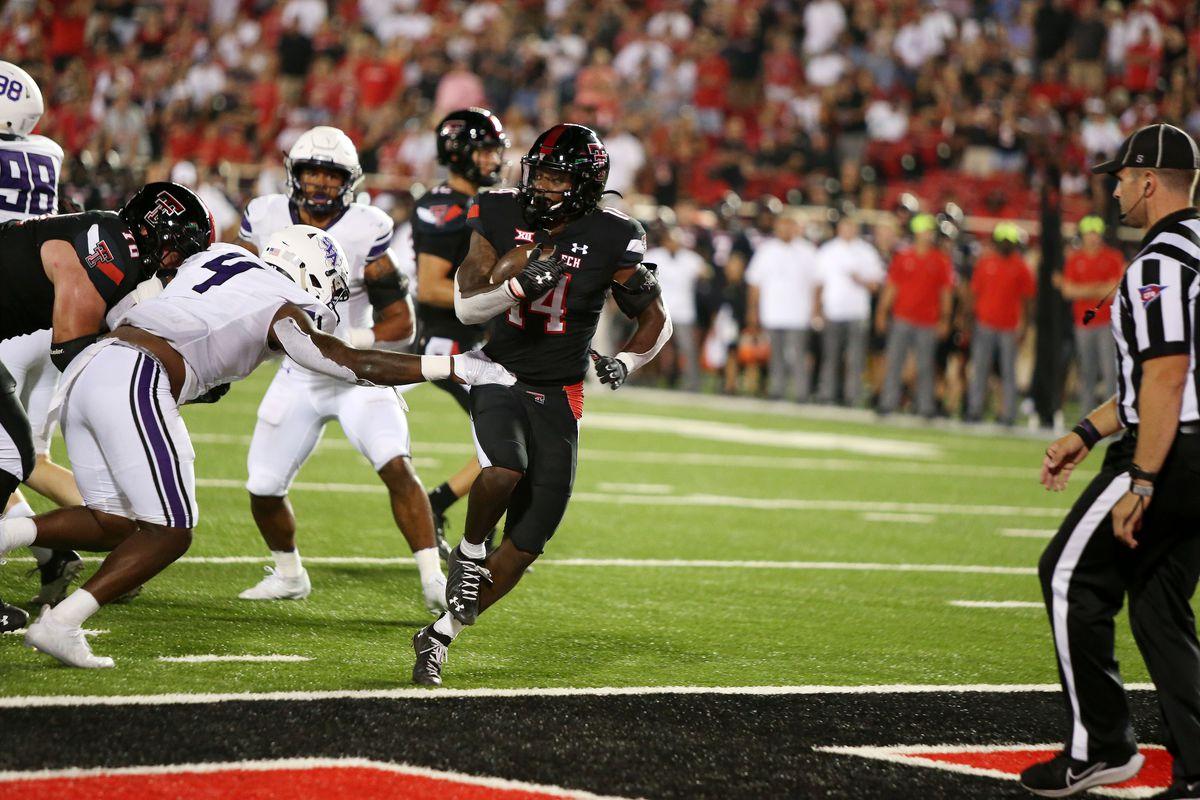 NCAA Football: Stephen F. Austin at Texas Tech