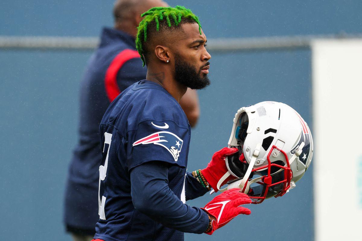 NFL: New England Patriots Training Camp