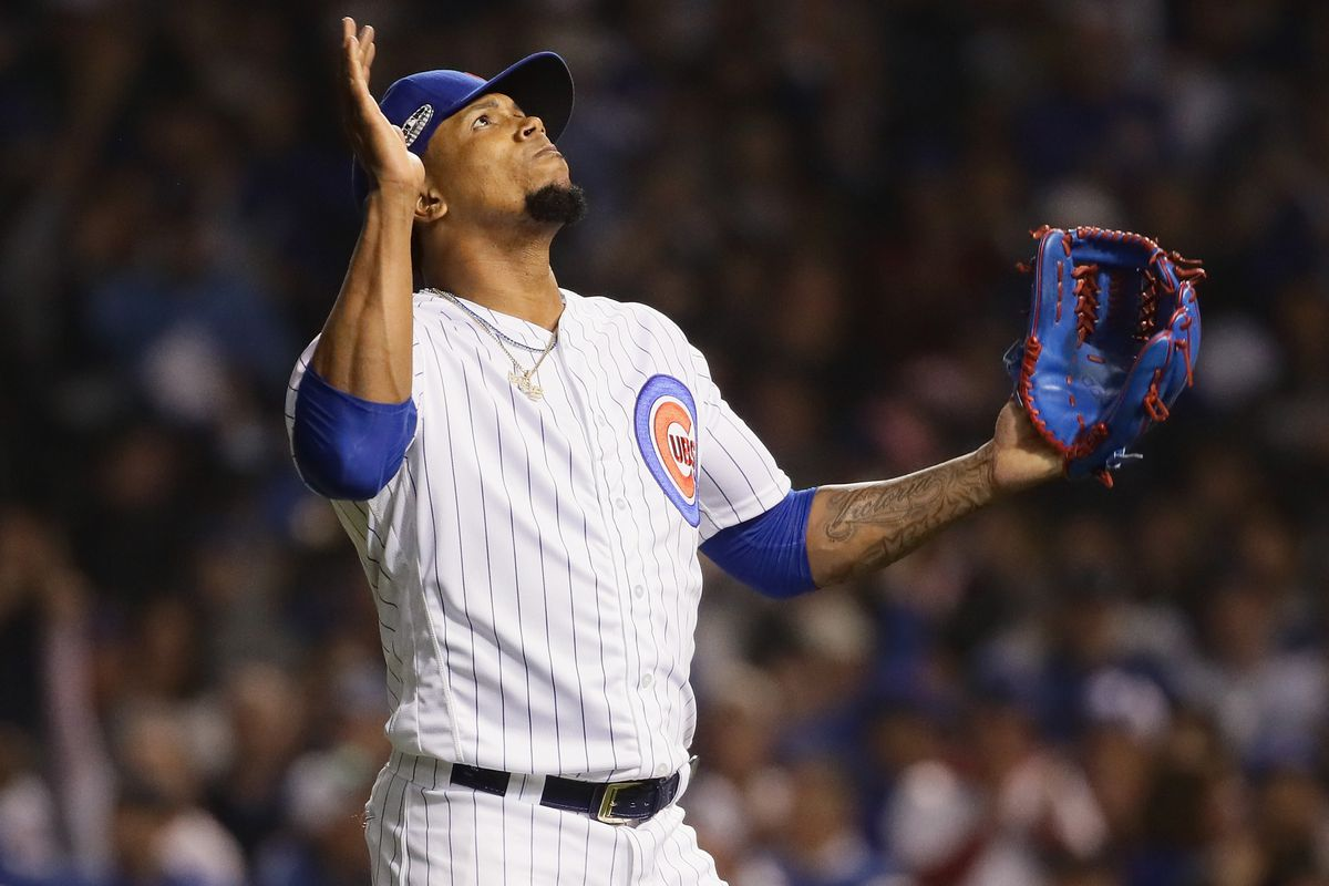 finest selection fe8f6 62f0e The 12 Days of Cubsmas, Day 10: Ten Strop saves - Bleed ...